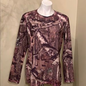 Energy Zone Camo Long Sleeve Shirt